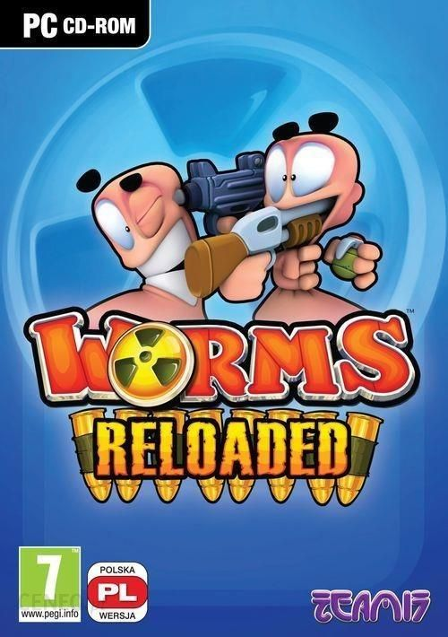 Worms Reloaded GOTY za 4.88 zł w Gamivo