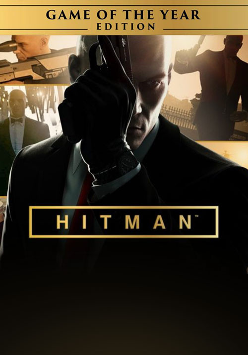 Hitman Game of the Year Edition za 38.22 zł w CDKeys