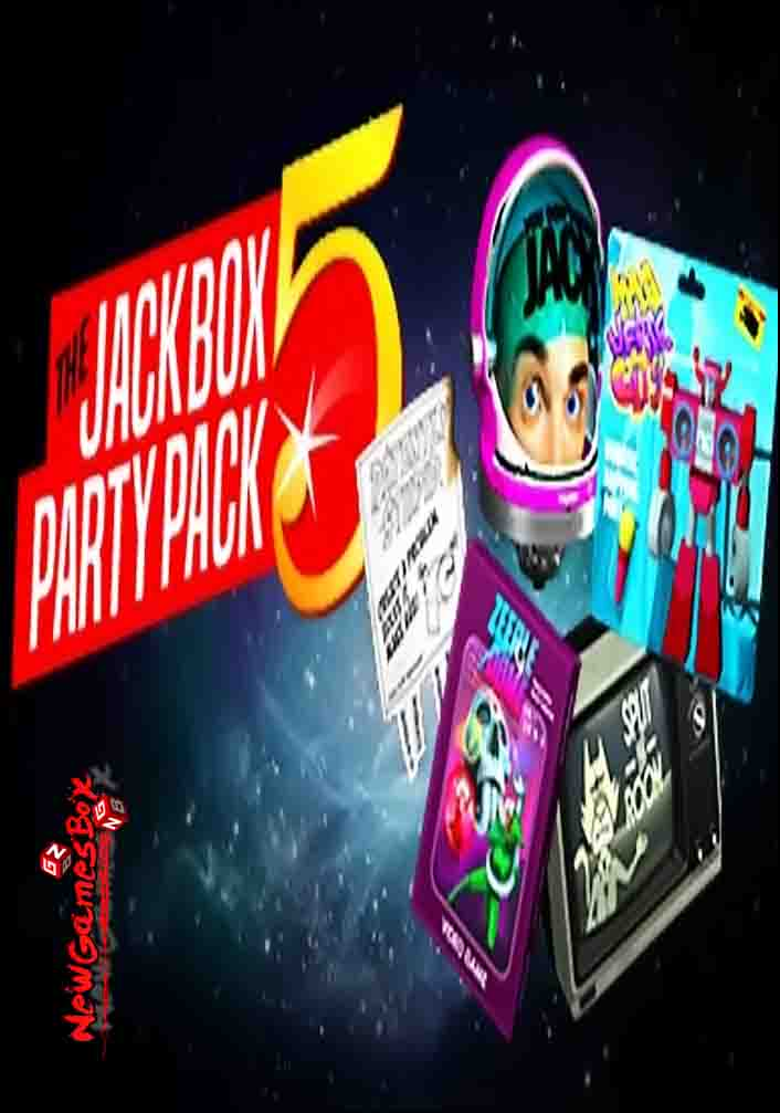 Fanatical Star Deal – The Jackbox Party Pack 5