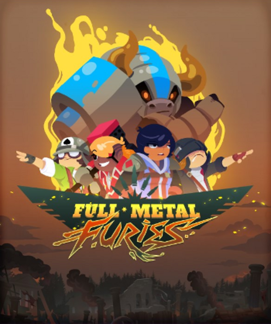 Oferta dnia: Full Metal Furies – Chrono.gg
