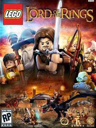 Lord of The Rings lub LEGO Hobbit za 0,04 zł w Gamivo
