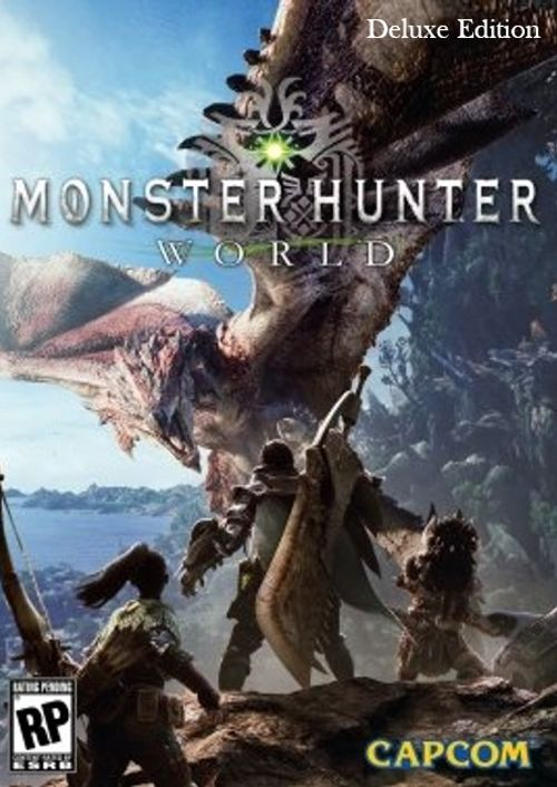 Monster Hunter World Deluxe Edition za 139.87 zł w CDKeys