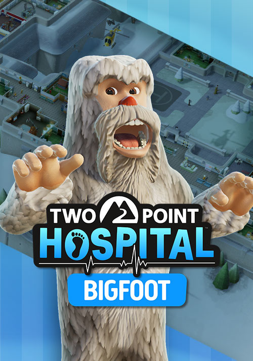 Dodatek Two Point Hospital: Bigfoot za 25.92 zł w Voidu