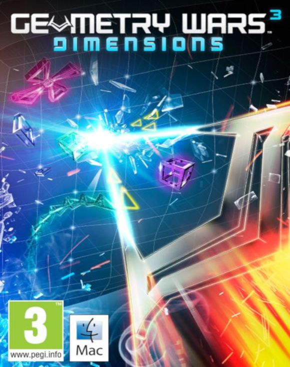 Fanatical Star Deal – Geometry Wars 3: Dimensions Evolved