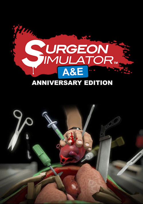 Surgeon Simulator za 4.25 zł w Fanatical