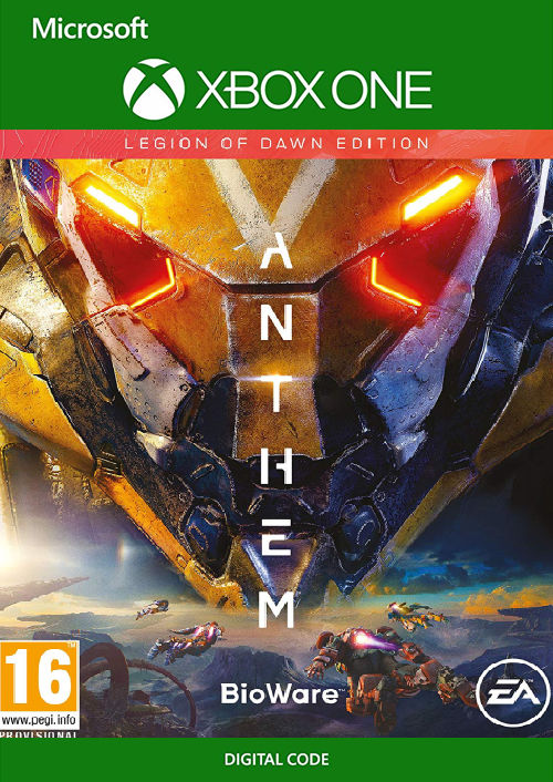 Anthem Legion of Dawn (Xbox) za 72.19 zł w CDKeys
