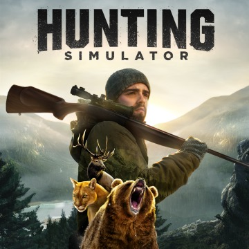 Hunting Simulator za 39.00 zł w PS Store