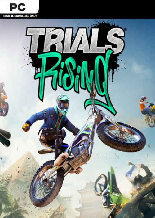 Trials Rising za 72.20 zł w  WinGameStore