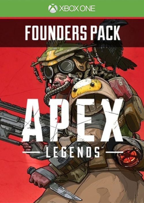 Apex Legends Founder's Pack (Xbox One) za 47.85 zł w CDKeys