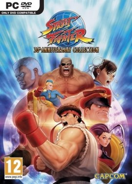 Street Fighter 30th Anniversary Collection za 34.69 zł w CDKeys