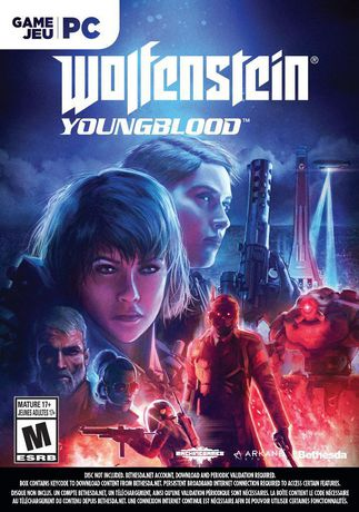 Wolfenstein: Youngblood Deluxe Edition za 59.69 zł w CDKeys