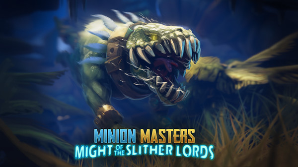 Minion Masters – Might of the Slither Lords za darmo na Steamie