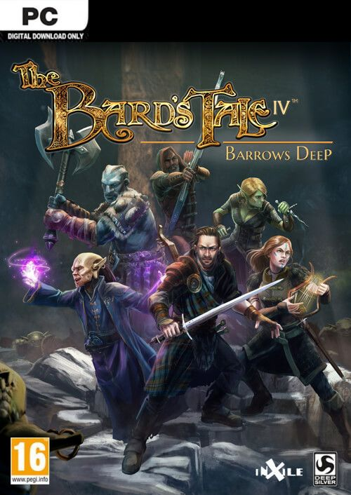 The Bard's Tale IV: Barrows Deep za 30.07 zł w Instant Gaming