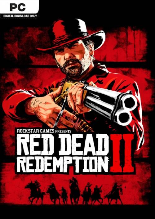 Red Dead Redemption 2 za 162.08 zł w CDKeys