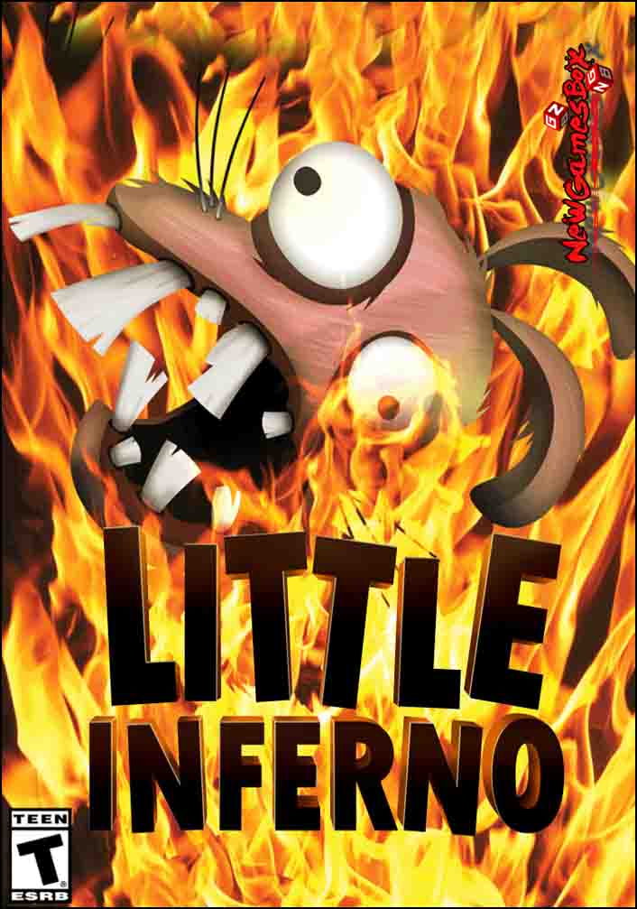 Little Inferno za darmo w Epic Games Store