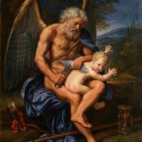Cupido e Eros são a mesma pessoa?