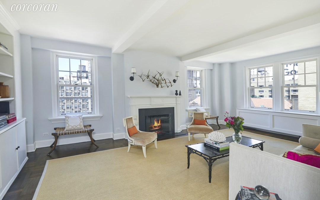SOLD AFTER 29 DAYS ON THE MARKET: 60 GRAMERCY PARK NORTH, 16B