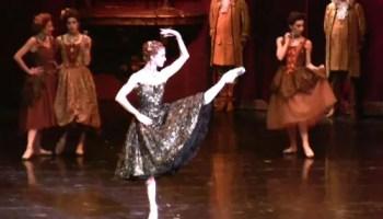 New YouTube video: Manon, Act 1, the bedroom pas de deux