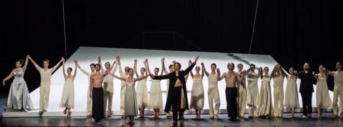 Romeo et Juliette - Sasha Waltz - La Scala, Milan