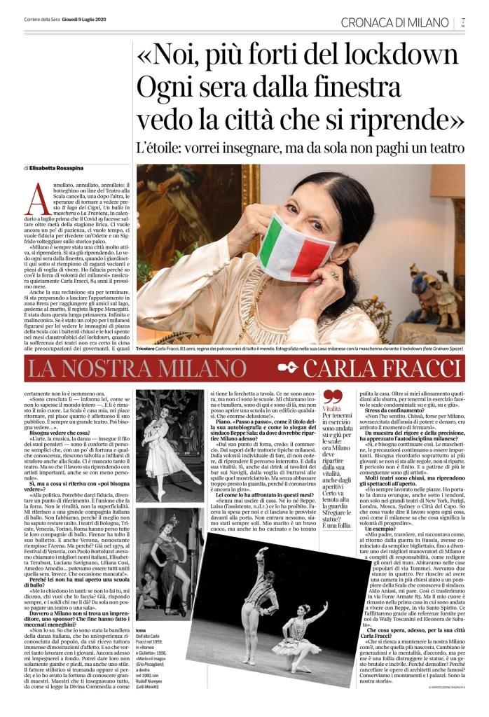Corriere della Sera Milano