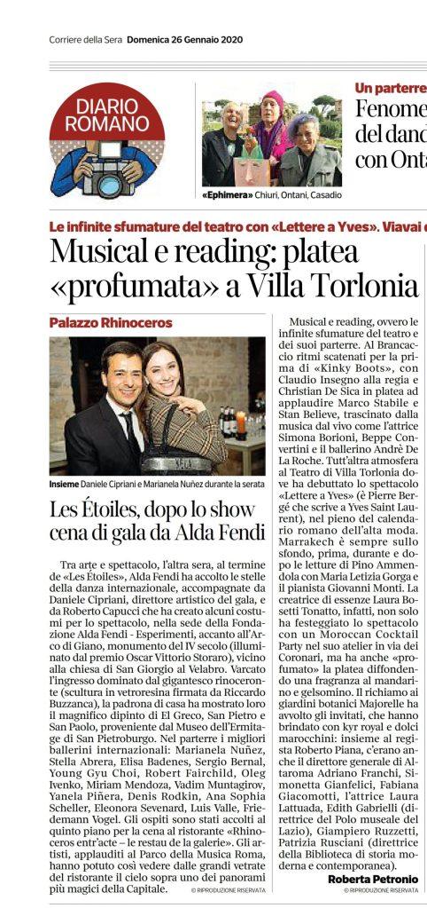Corriere della Sera Roma