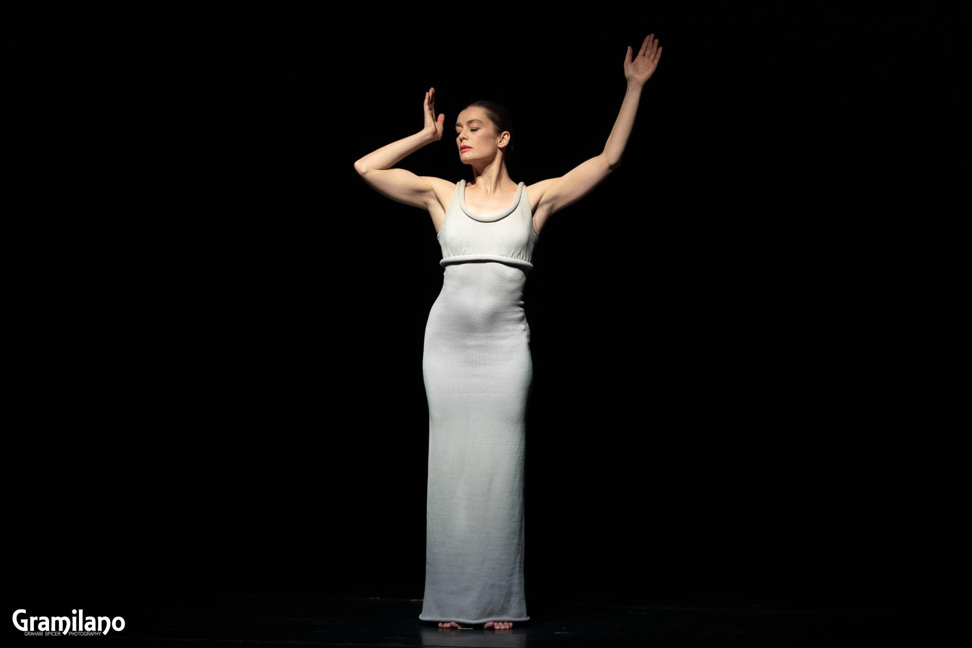 Aurélie Dupont in Martha Graham's Ekstasis