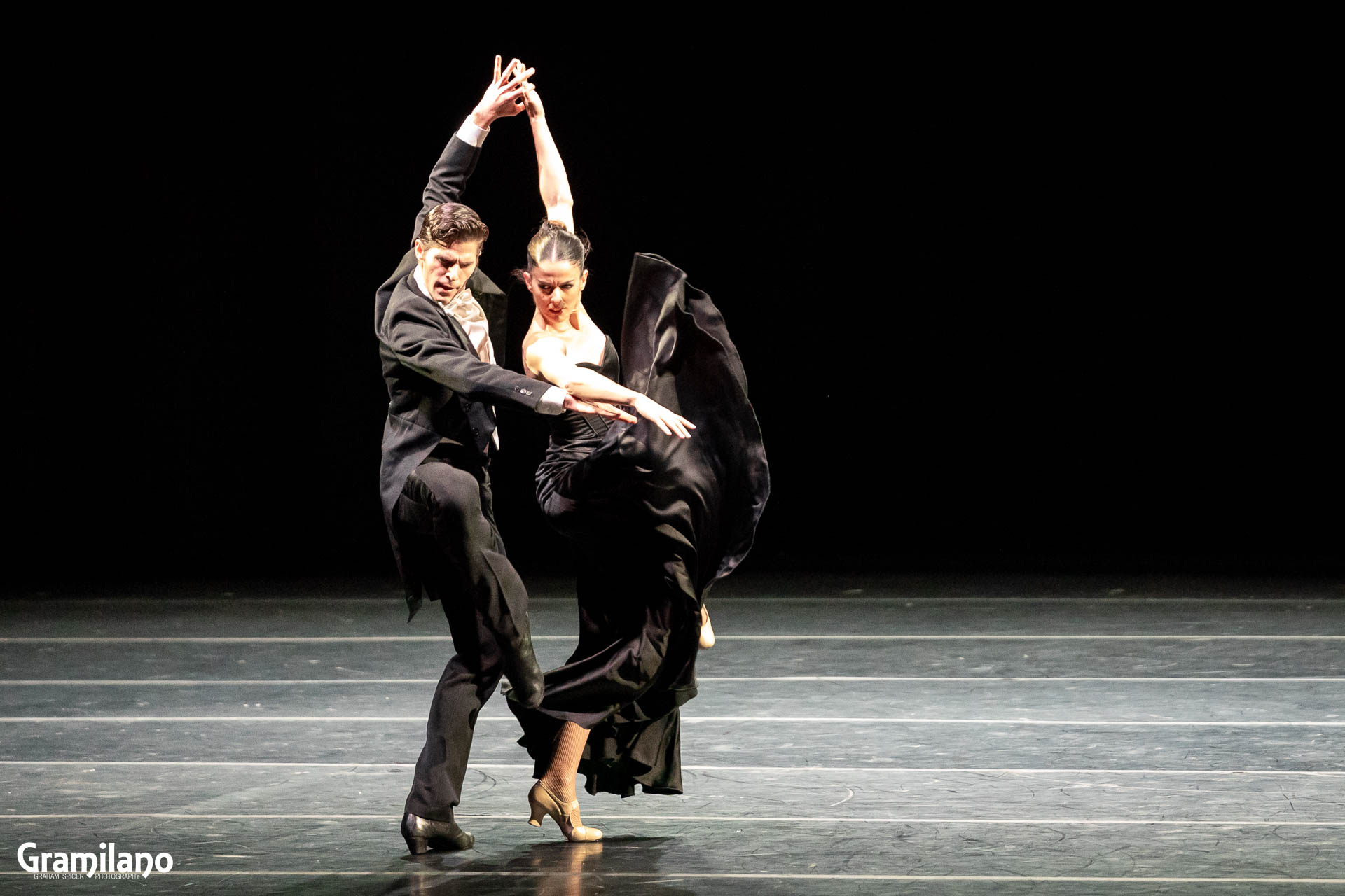 Sergio Bernal with Miriam Mendoza in The Last Encounter