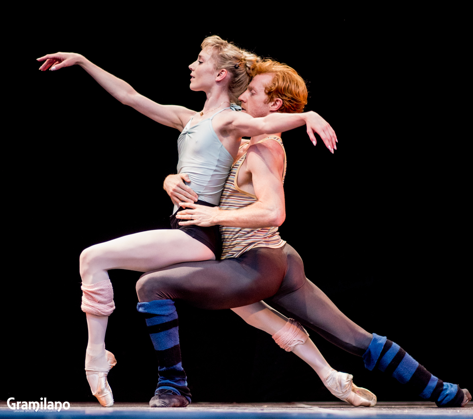 Sarah Lamb and Steven McRae in Alastair Marriott's In the Hot­house