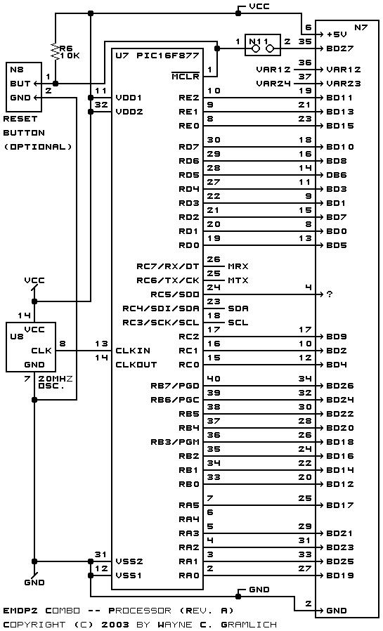 EMDP2 Combo (Rev. A)