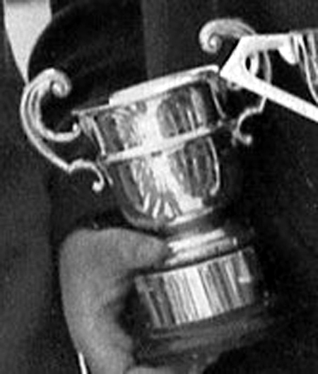The Sir Walter Smiles Cup, which was first awarded back in 1950