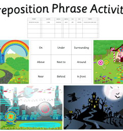 Preposition Worksheet Ks2   Printable Worksheets and Activities for  Teachers [ 837 x 1232 Pixel ]