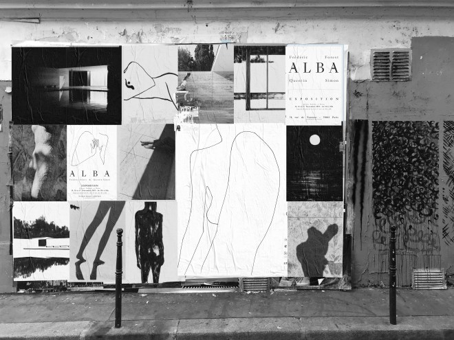 Alba Exhibition posters