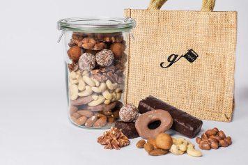 Süßigkeiten unverpackt lose liefern lassen plastikfrei gramm.genau Frankfurt