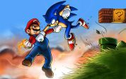 mario_vs_sonic_wallpaper_-_1680x1050