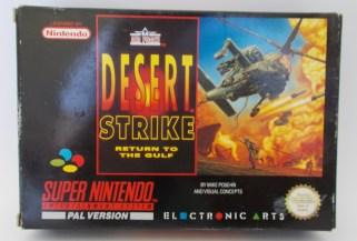 desert strike front