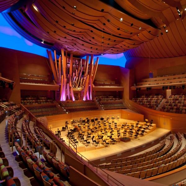Walt Disney Concert Hall Celebrates 10th Anniversary