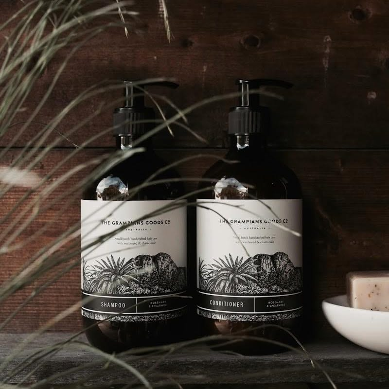 Grampians Goods Co sustainable labels