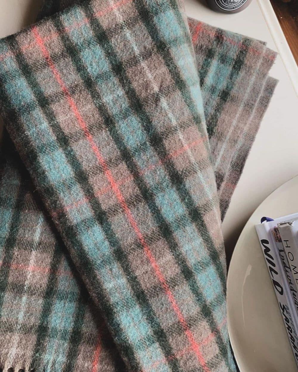 blanket closeup grampians goods co
