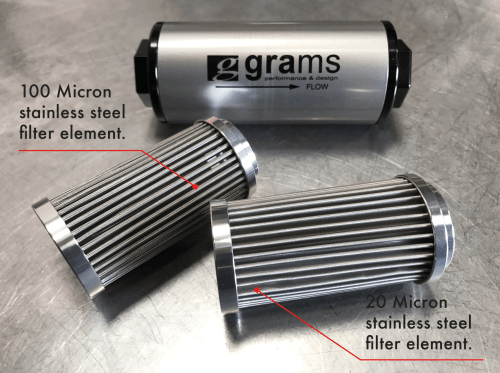 small resolution of the trouble with choosing a filter for your fuel system is that you can t just choose one