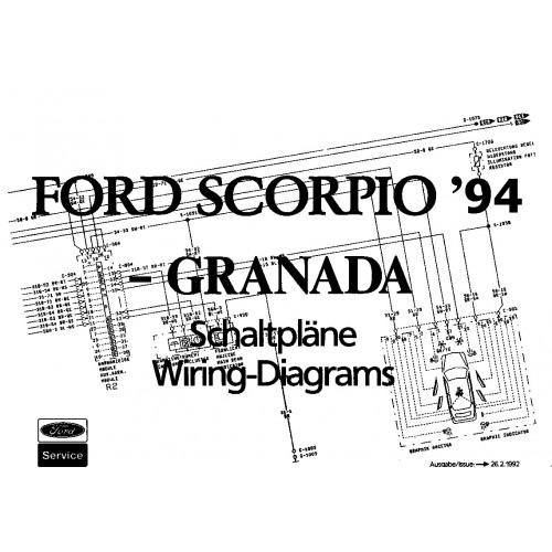 Wiring Diagrams 1994