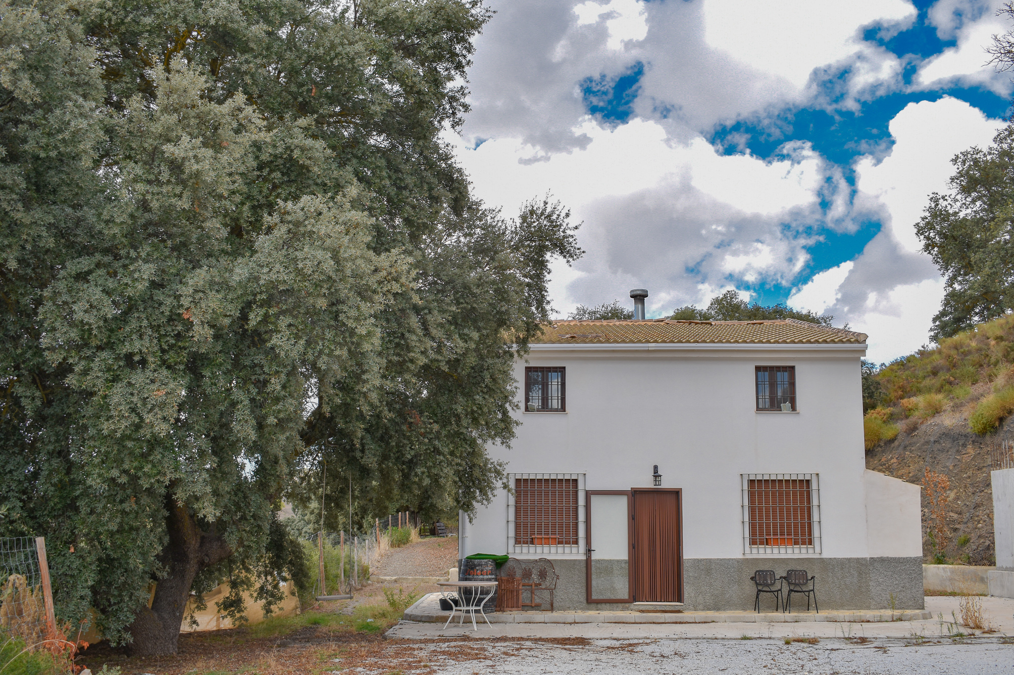 Granada estate agency, detached villla for sale alhama de granada