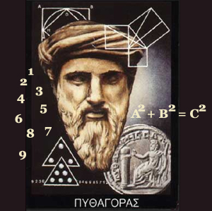 Resultado de imagen de Pitágoras de Samos. 569 a.C. (Samos) 475 a.C. (Tarento).