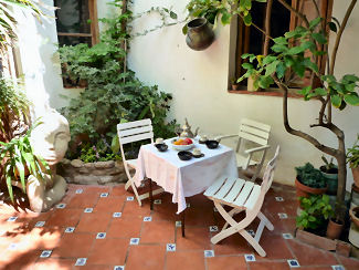 Alcoba Apartments  Holiday Accommodation in Granada Spain