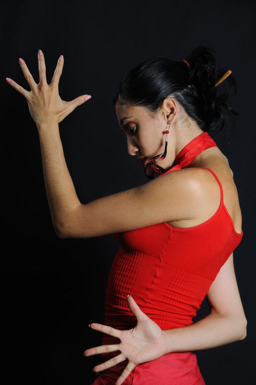 flamenco dancing in granada