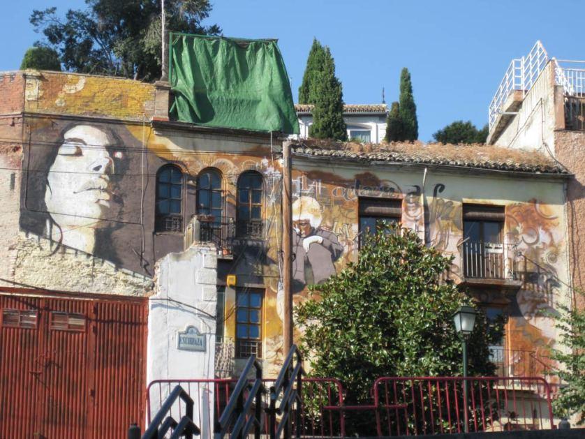 """The house of """"el Nino de las PInturas"""""""
