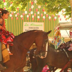 Feria de Corpus Christi in Granada