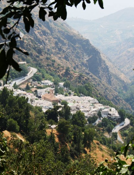The White villages of Andalucia