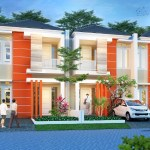 cordova 18 rumah 2 lantai tipe 65 minimalis cordova green residence