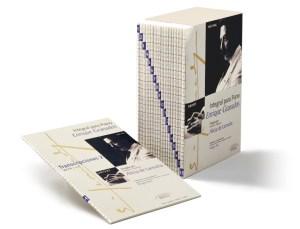 Foto integral para piano Enrique Granados