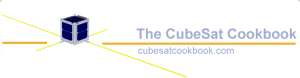 Cubesat Cookbook